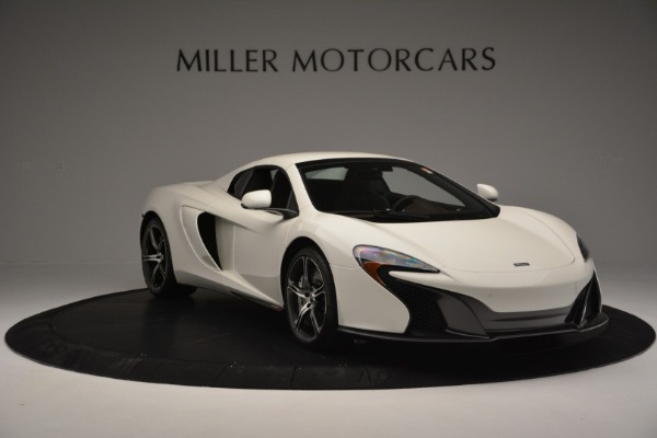 Used 2015 McLaren 650S Convertible for sale Sold at Bentley Greenwich in Greenwich CT 06830 16