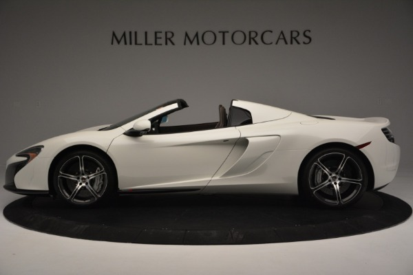 Used 2015 McLaren 650S Convertible for sale Sold at Bentley Greenwich in Greenwich CT 06830 2