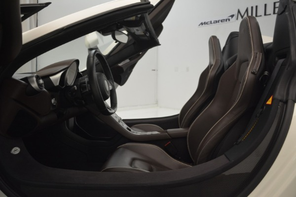 Used 2015 McLaren 650S Convertible for sale Sold at Bentley Greenwich in Greenwich CT 06830 21