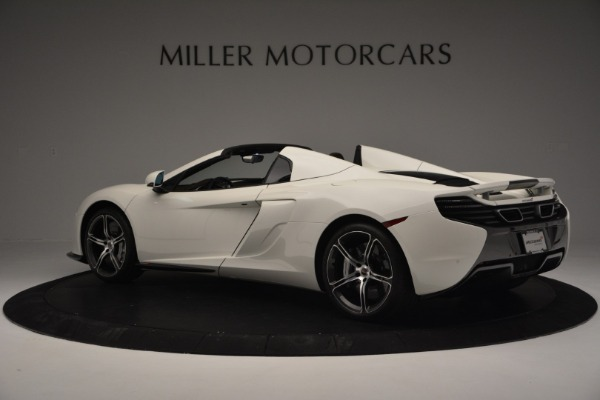 Used 2015 McLaren 650S Convertible for sale Sold at Bentley Greenwich in Greenwich CT 06830 3
