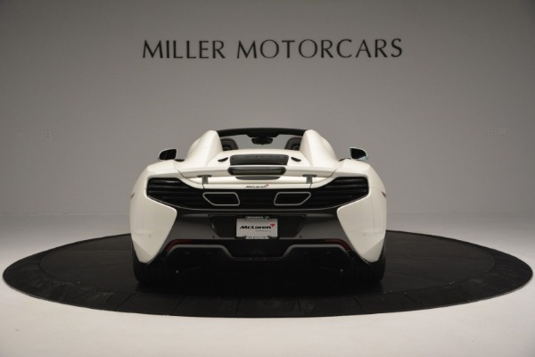 Used 2015 McLaren 650S Convertible for sale Sold at Bentley Greenwich in Greenwich CT 06830 5