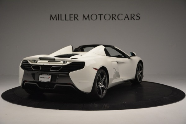 Used 2015 McLaren 650S Convertible for sale Sold at Bentley Greenwich in Greenwich CT 06830 6