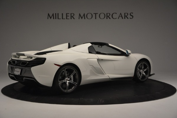 Used 2015 McLaren 650S Convertible for sale Sold at Bentley Greenwich in Greenwich CT 06830 7