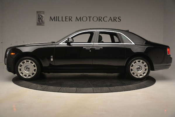 Used 2014 Rolls-Royce Ghost for sale Sold at Bentley Greenwich in Greenwich CT 06830 4