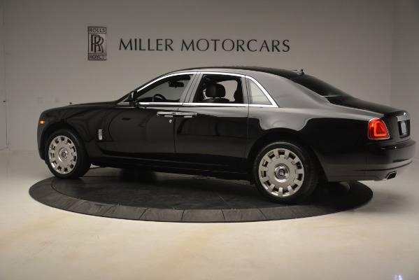 Used 2014 Rolls-Royce Ghost for sale Sold at Bentley Greenwich in Greenwich CT 06830 5