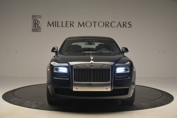Used 2014 Rolls-Royce Ghost for sale Sold at Bentley Greenwich in Greenwich CT 06830 9