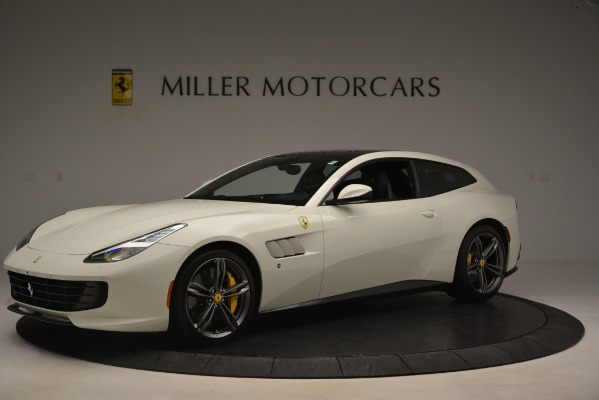 Used 2018 Ferrari GTC4Lusso for sale Sold at Bentley Greenwich in Greenwich CT 06830 2