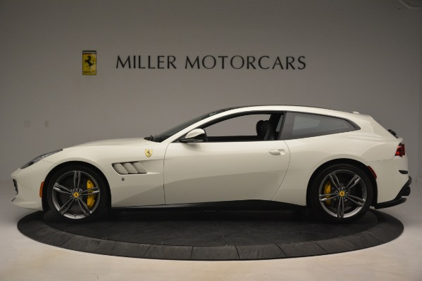 Used 2018 Ferrari GTC4Lusso for sale Sold at Bentley Greenwich in Greenwich CT 06830 3