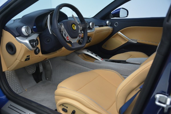 Used 2017 Ferrari F12 Berlinetta for sale Sold at Bentley Greenwich in Greenwich CT 06830 13
