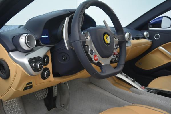 Used 2017 Ferrari F12 Berlinetta for sale Sold at Bentley Greenwich in Greenwich CT 06830 16
