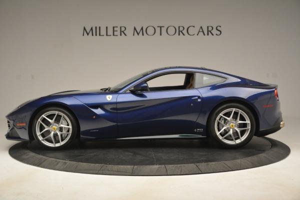 Used 2017 Ferrari F12 Berlinetta for sale Sold at Bentley Greenwich in Greenwich CT 06830 3