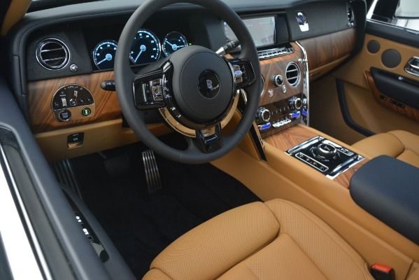 New 2019 Rolls-Royce Cullinan for sale Sold at Bentley Greenwich in Greenwich CT 06830 19