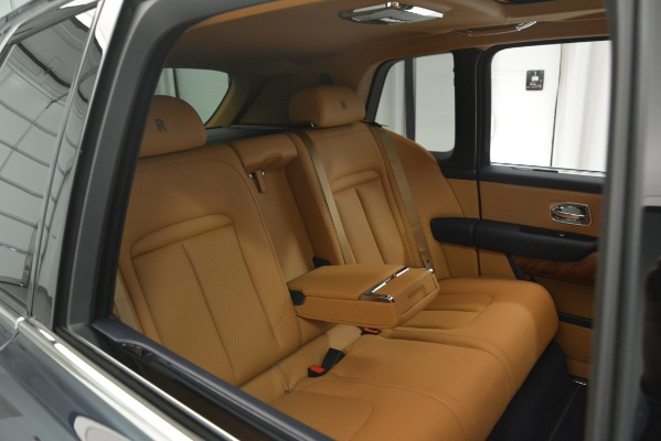 New 2019 Rolls-Royce Cullinan for sale Sold at Bentley Greenwich in Greenwich CT 06830 21