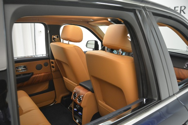 New 2019 Rolls-Royce Cullinan for sale Sold at Bentley Greenwich in Greenwich CT 06830 26
