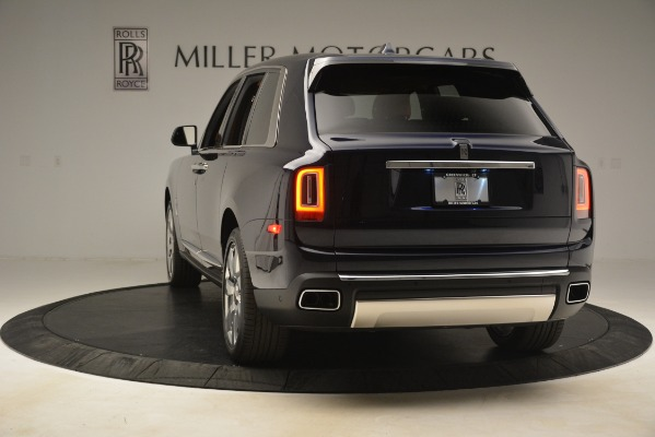 New 2019 Rolls-Royce Cullinan for sale Sold at Bentley Greenwich in Greenwich CT 06830 7