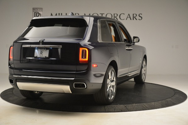 New 2019 Rolls-Royce Cullinan for sale Sold at Bentley Greenwich in Greenwich CT 06830 9