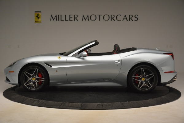 Used 2016 Ferrari California T for sale Sold at Bentley Greenwich in Greenwich CT 06830 3