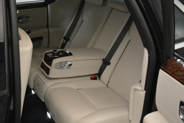 Used 2016 Rolls-Royce Ghost for sale Sold at Bentley Greenwich in Greenwich CT 06830 20