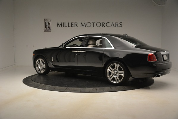 Used 2016 Rolls-Royce Ghost for sale Sold at Bentley Greenwich in Greenwich CT 06830 5