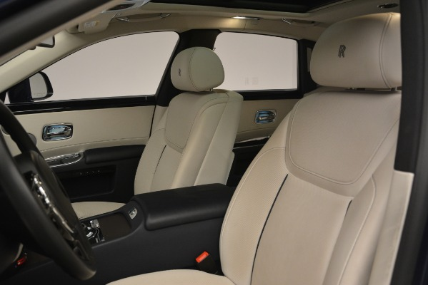 Used 2016 Rolls-Royce Ghost for sale $169,900 at Bentley Greenwich in Greenwich CT 06830 12