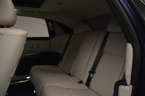 Used 2016 Rolls-Royce Ghost for sale $169,900 at Bentley Greenwich in Greenwich CT 06830 15