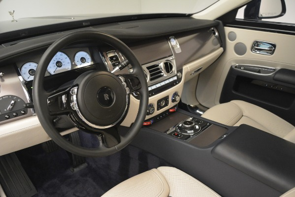 Used 2016 Rolls-Royce Ghost for sale $169,900 at Bentley Greenwich in Greenwich CT 06830 16