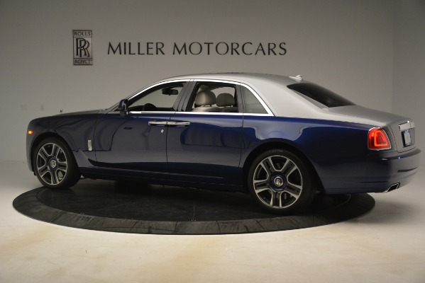 Used 2016 Rolls-Royce Ghost for sale $169,900 at Bentley Greenwich in Greenwich CT 06830 5