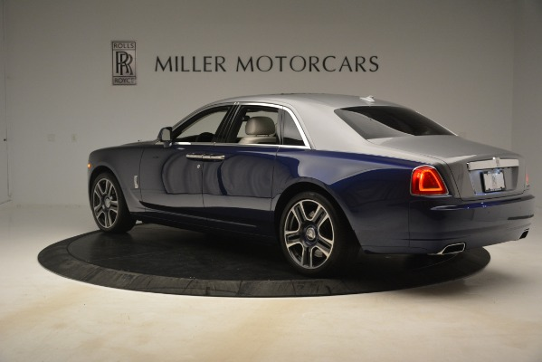 Used 2016 Rolls-Royce Ghost for sale $169,900 at Bentley Greenwich in Greenwich CT 06830 6