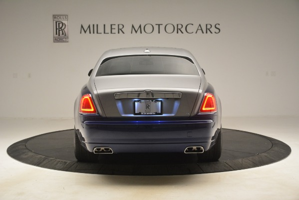 Used 2016 Rolls-Royce Ghost for sale $169,900 at Bentley Greenwich in Greenwich CT 06830 7