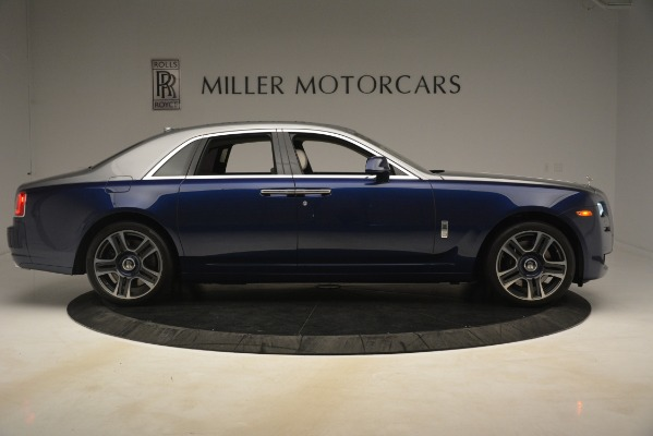Used 2016 Rolls-Royce Ghost for sale $169,900 at Bentley Greenwich in Greenwich CT 06830 9