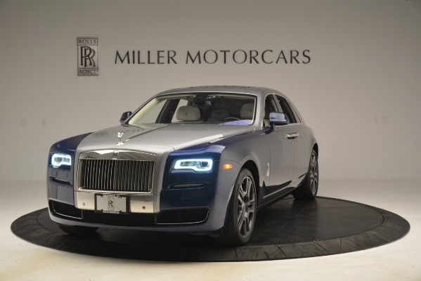 2016 Rolls-Royce Ghost