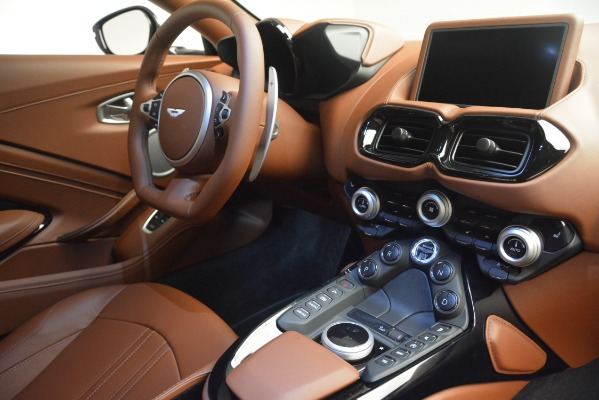 New 2019 Aston Martin Vantage Coupe for sale Sold at Bentley Greenwich in Greenwich CT 06830 20