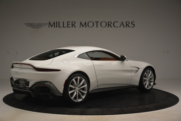 New 2019 Aston Martin Vantage Coupe for sale Sold at Bentley Greenwich in Greenwich CT 06830 7