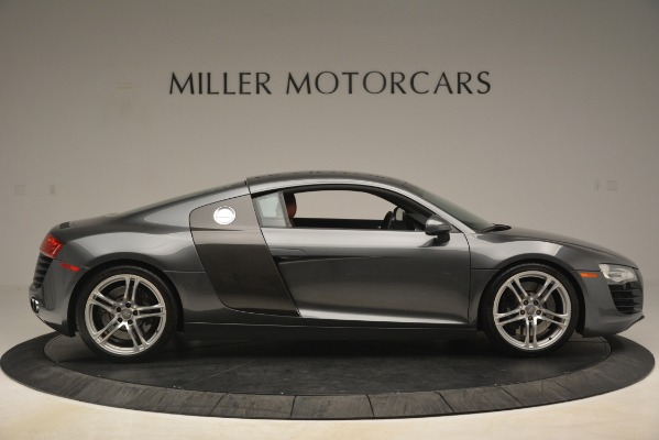 Used 2009 Audi R8 quattro for sale Sold at Bentley Greenwich in Greenwich CT 06830 10