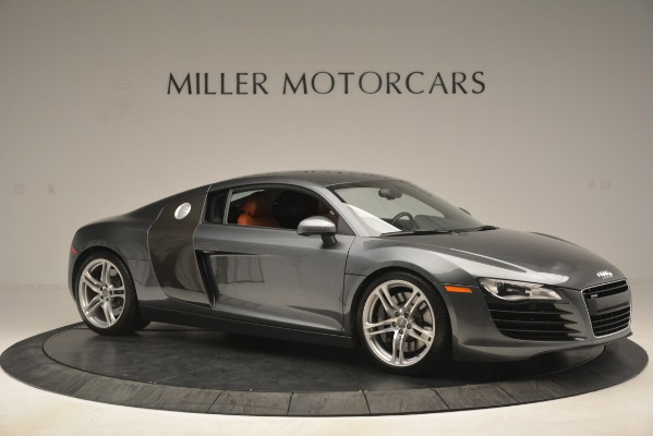 Used 2009 Audi R8 quattro for sale Sold at Bentley Greenwich in Greenwich CT 06830 11