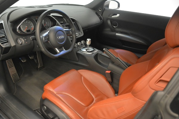 Used 2009 Audi R8 quattro for sale Sold at Bentley Greenwich in Greenwich CT 06830 13