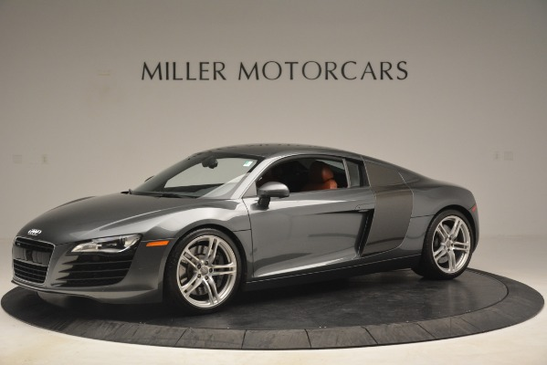 Used 2009 Audi R8 quattro for sale Sold at Bentley Greenwich in Greenwich CT 06830 2