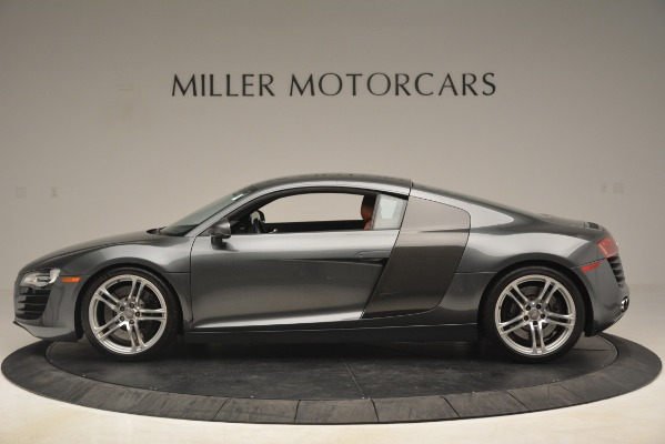 Used 2009 Audi R8 quattro for sale Sold at Bentley Greenwich in Greenwich CT 06830 3