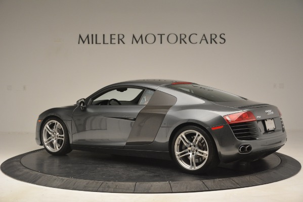 Used 2009 Audi R8 quattro for sale Sold at Bentley Greenwich in Greenwich CT 06830 4