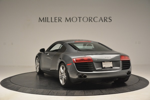 Used 2009 Audi R8 quattro for sale Sold at Bentley Greenwich in Greenwich CT 06830 5