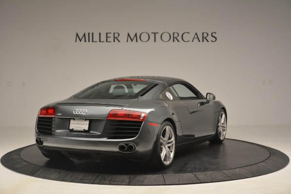Used 2009 Audi R8 quattro for sale Sold at Bentley Greenwich in Greenwich CT 06830 6