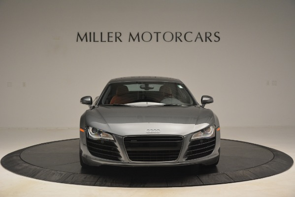 Used 2009 Audi R8 quattro for sale Sold at Bentley Greenwich in Greenwich CT 06830 7