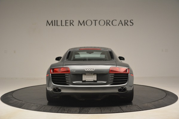 Used 2009 Audi R8 quattro for sale Sold at Bentley Greenwich in Greenwich CT 06830 8