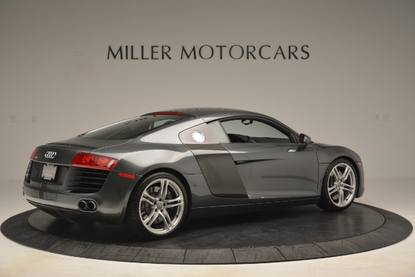 Used 2009 Audi R8 quattro for sale Sold at Bentley Greenwich in Greenwich CT 06830 9