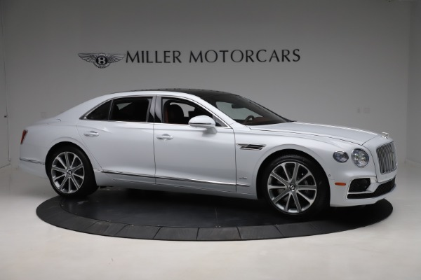 New 2021 Bentley Flying Spur W12 for sale Call for price at Bentley Greenwich in Greenwich CT 06830 10