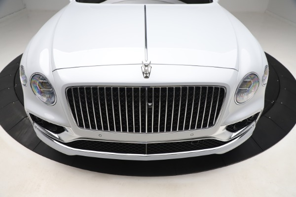 New 2021 Bentley Flying Spur W12 for sale Call for price at Bentley Greenwich in Greenwich CT 06830 13