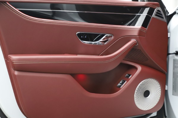 New 2021 Bentley Flying Spur W12 for sale Call for price at Bentley Greenwich in Greenwich CT 06830 18