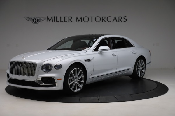 New 2021 Bentley Flying Spur W12 for sale Call for price at Bentley Greenwich in Greenwich CT 06830 2