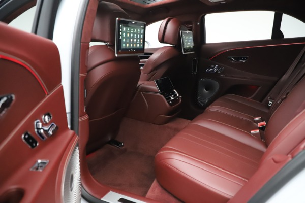 New 2021 Bentley Flying Spur W12 for sale Call for price at Bentley Greenwich in Greenwich CT 06830 24