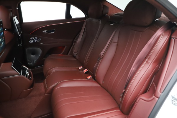 New 2021 Bentley Flying Spur W12 for sale Call for price at Bentley Greenwich in Greenwich CT 06830 25
